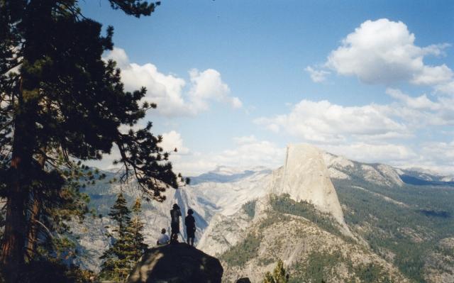 Yosemite Half Dome (640x399)