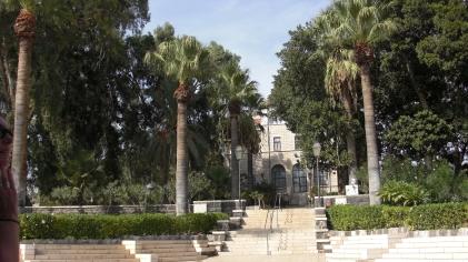 184 Mount of Beatitudes gardens