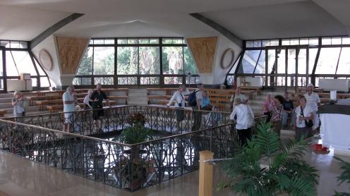 196 Modern round church