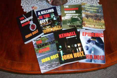 john holt books
