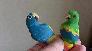 balsa birds