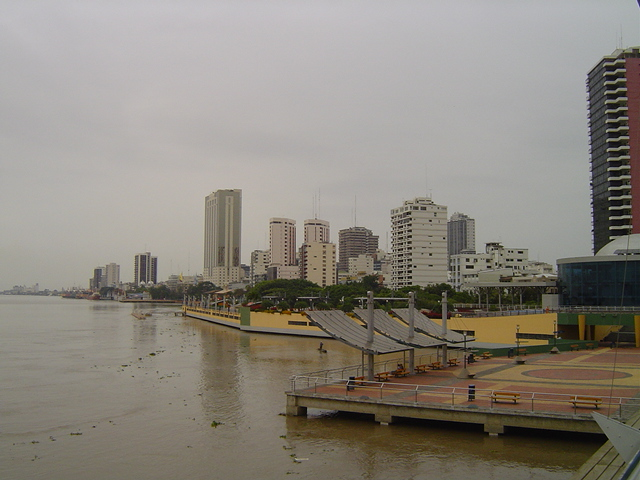 EMGuayaquil seafront