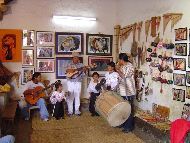 Panpipe family