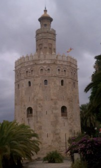 Tower in Seville