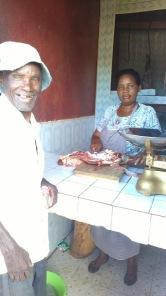 Kenya butcher