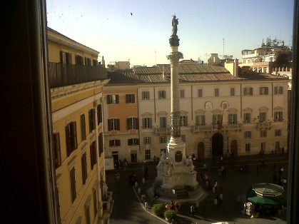 Rome past