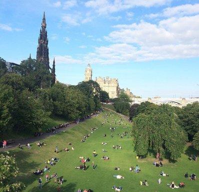 Vicky's Edinburgh 1